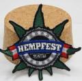 Patch, Seattle Hempfest® Logo