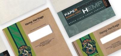 Paper Office Supplies, Hemp Heritage
