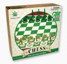 Stonerware, Chess Set Game