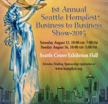 Poster, 2015, Cannabis to Business Tradeshow